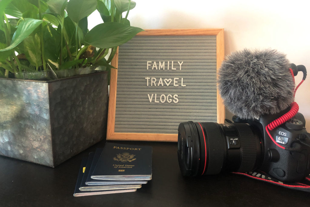 Family Travel Vlogs