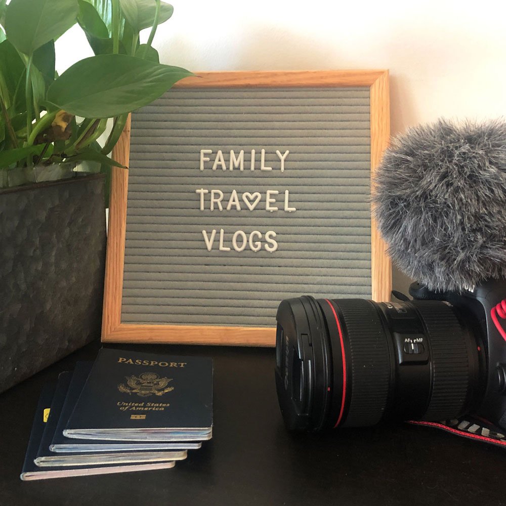 Family on Standby | Family Travel Vlog