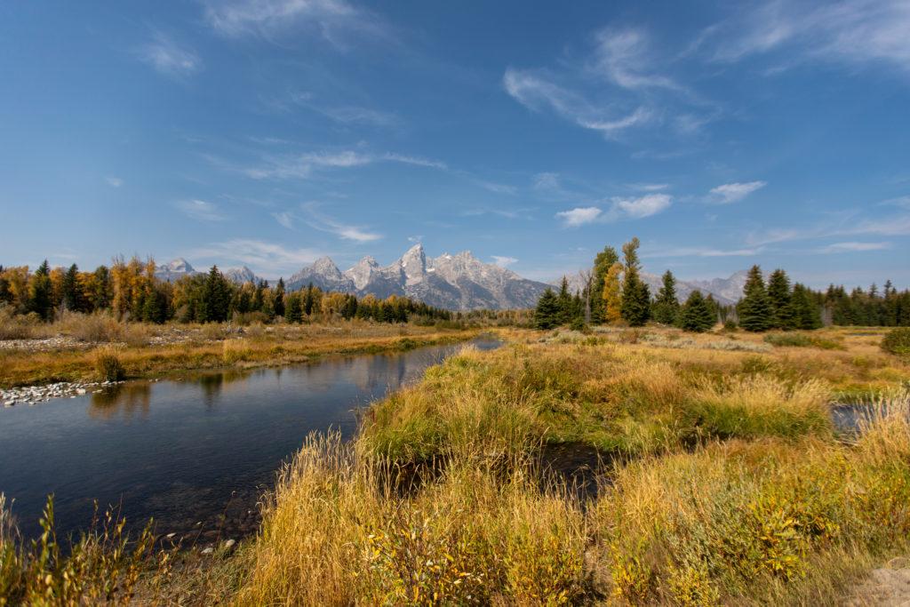 Schwabacher's Landing | Best views in Grand Teton National Park